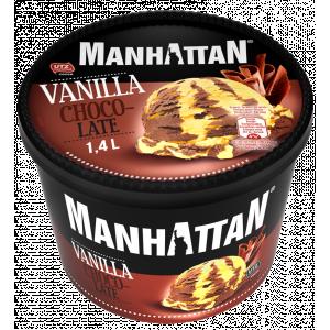 Schöller Manhattan vanília-csoki 1400ml